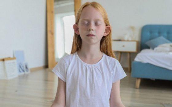 Die positiven Auswirkungen des Yogas auf Kinder